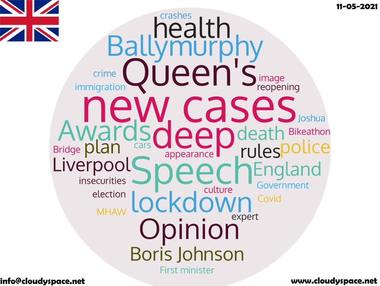 UK last news