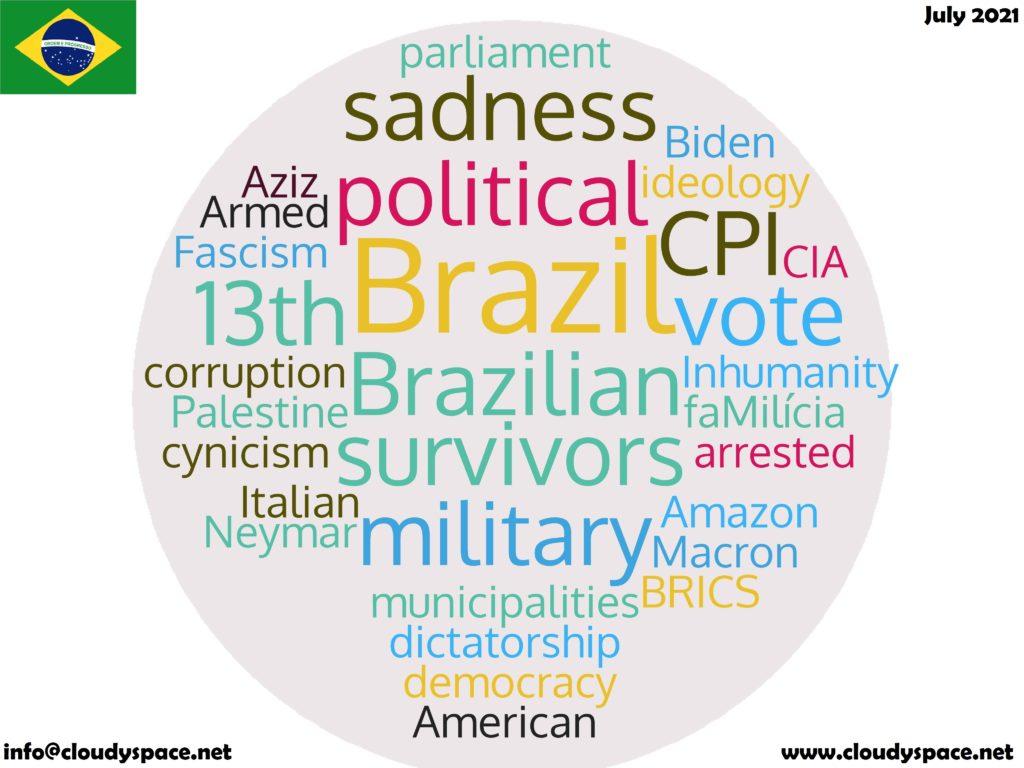 Brazil News July 2021 in English
