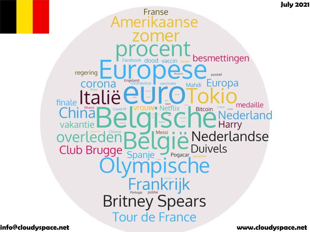 Belgium News July 2021