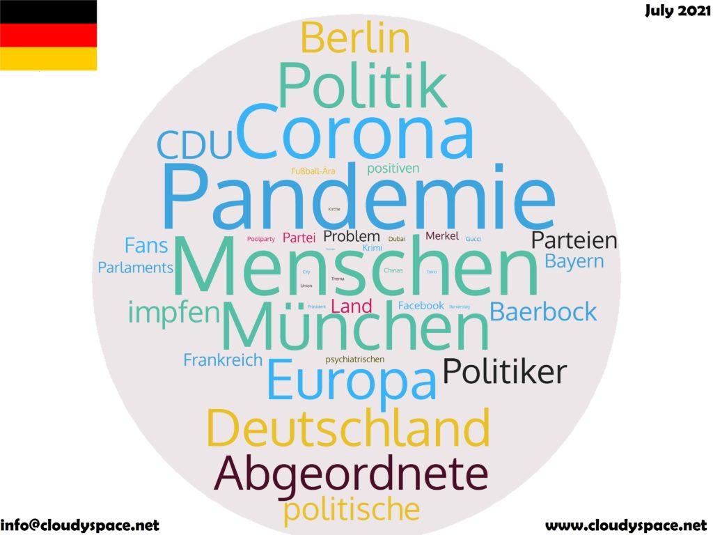 Germany News July 2021