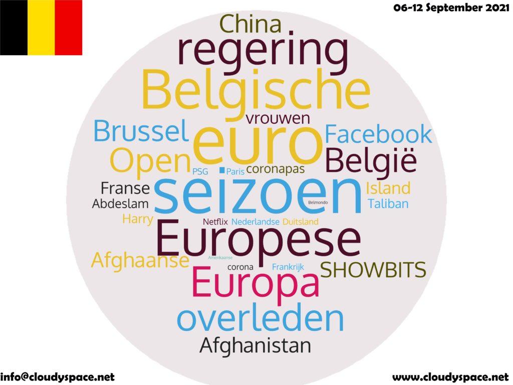 Belgium News Week 06 September 2021