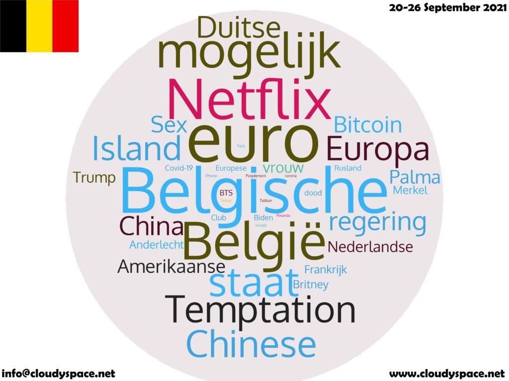 Belgium News Week 20 September 2021