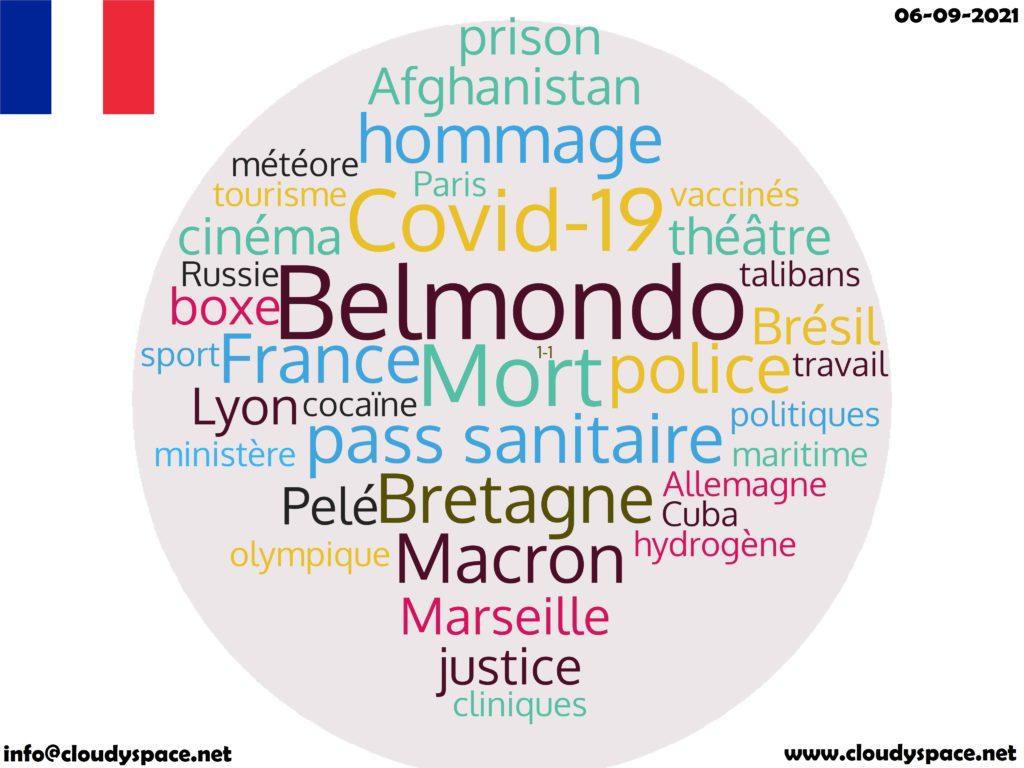France News Day 06 September 2021