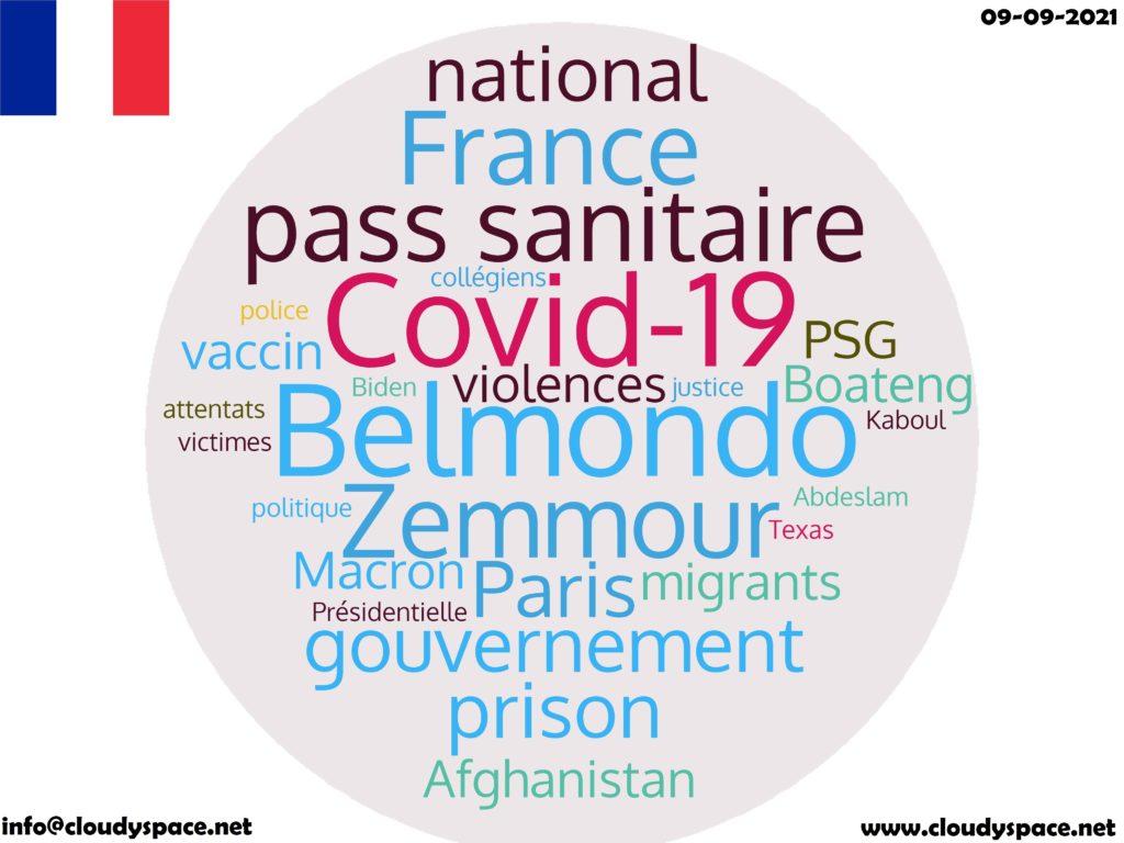France News Day 09 September 2021