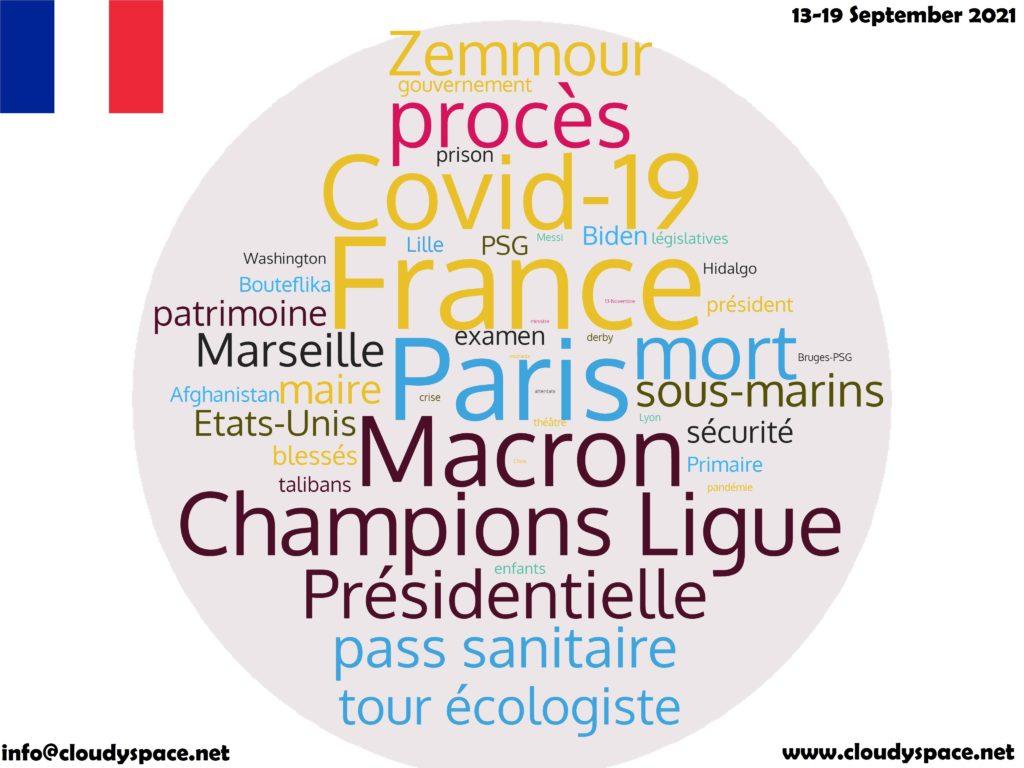 France News Week 13 September 2021