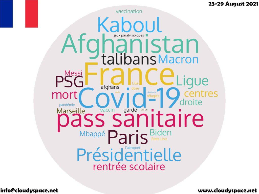 France News Week 29 August 2021