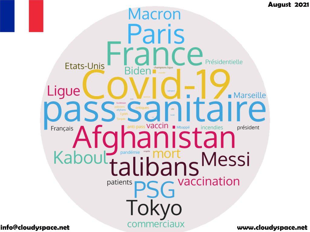 France News August 2021