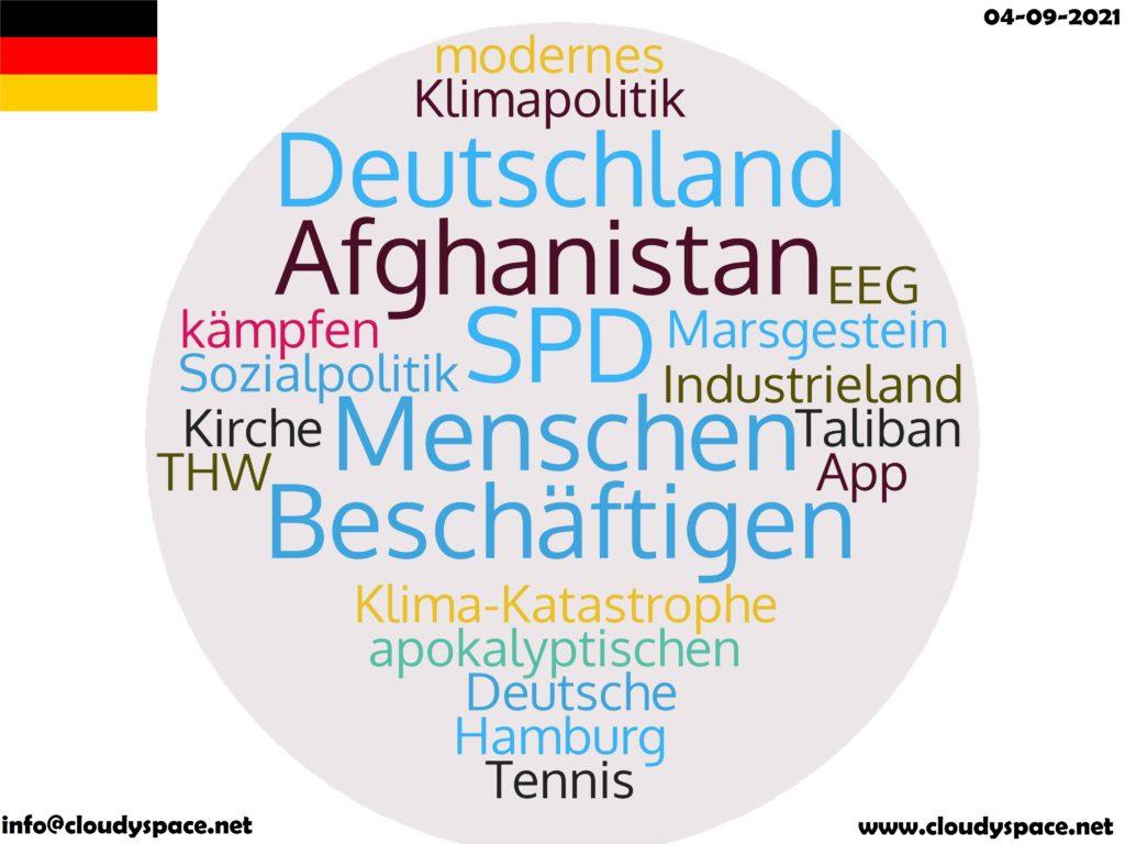 Germany News Day 04 September 2021