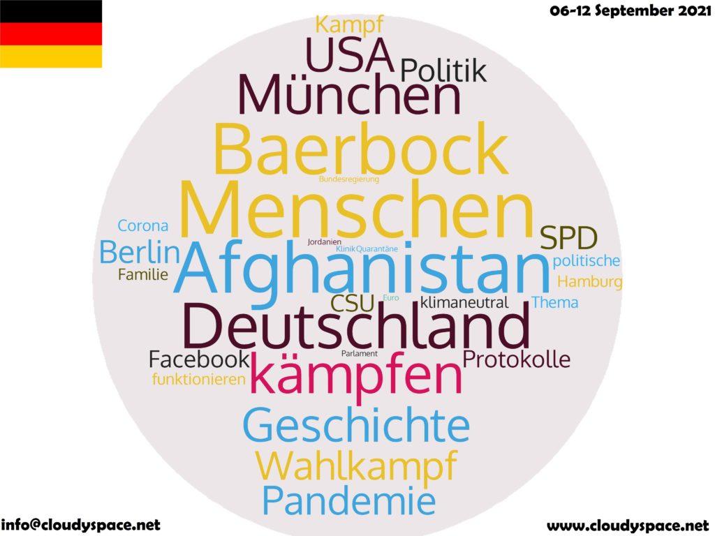 Germany News Week 06 September 2021