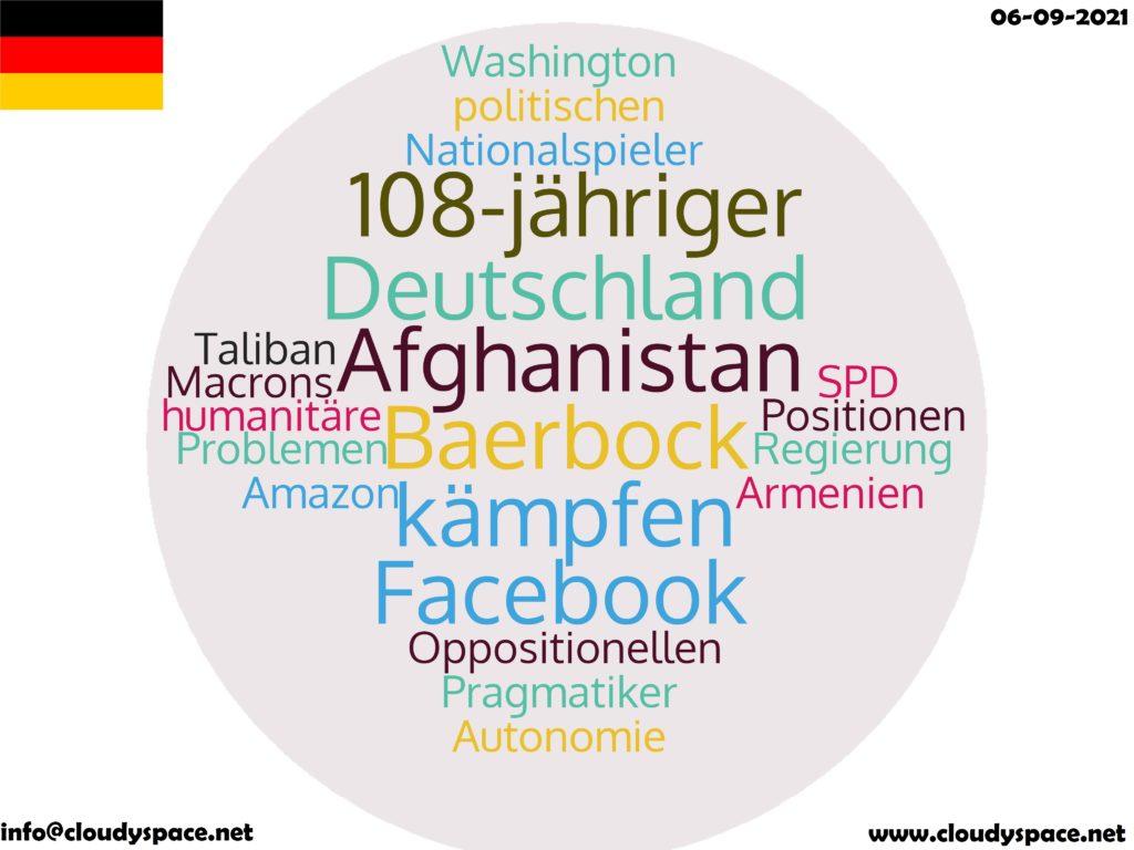 Germany News Day 06 September 2021