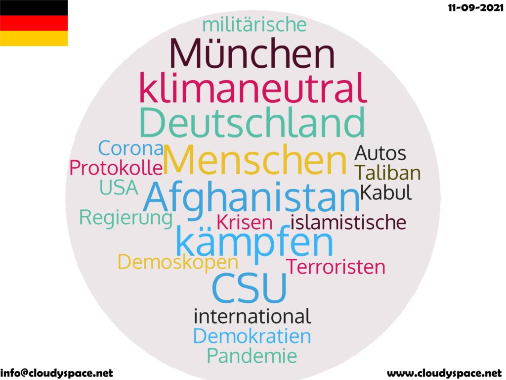 Germany News Day 11 September 2021