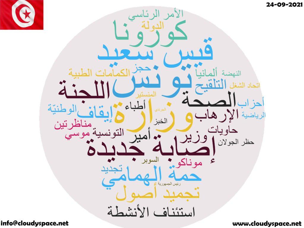 Tunisia News Day 24 September 2021