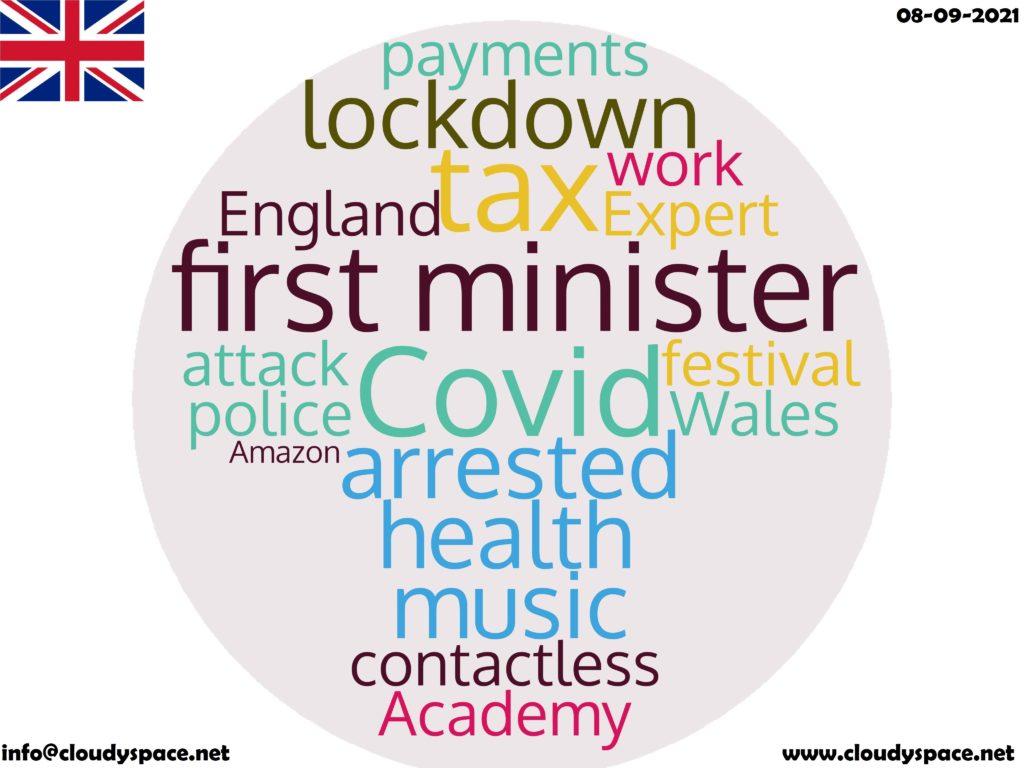 UK News Day 08 September 2021