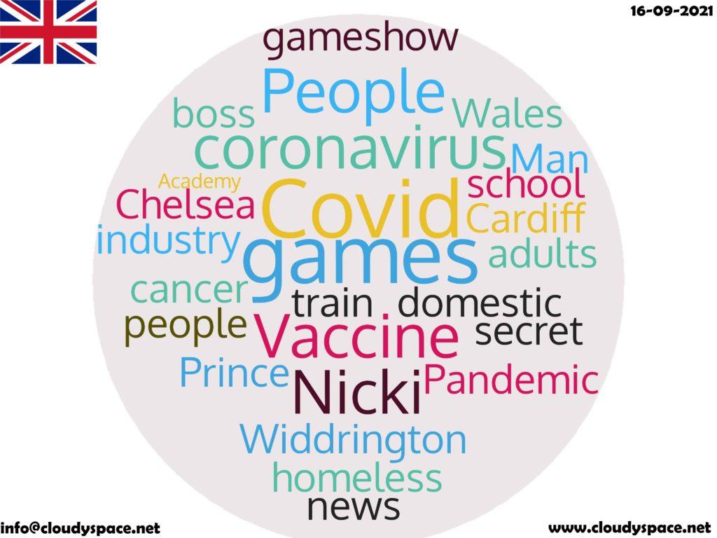 UK News Day 16 September 2021