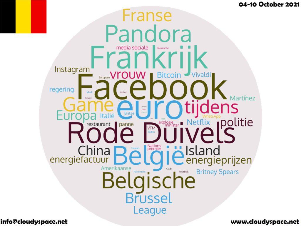 Belgium News Week 04 October 2021