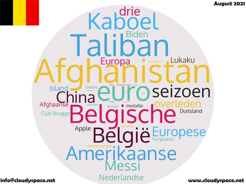 Belgium News August 2021