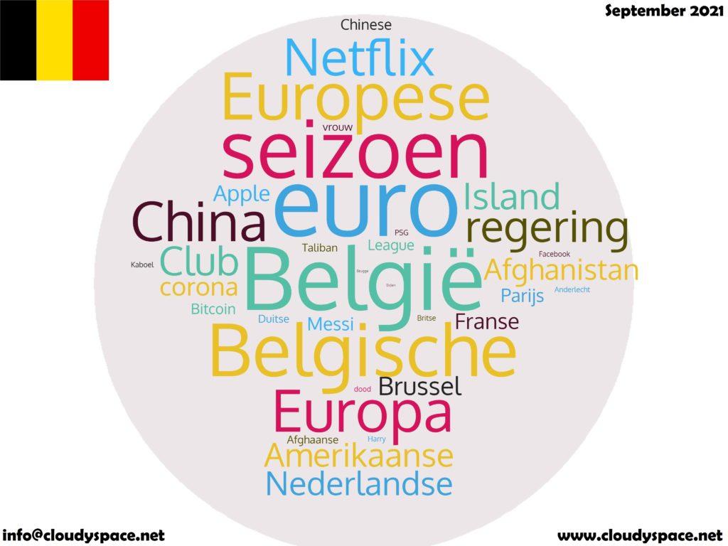 Belgium News September 2021