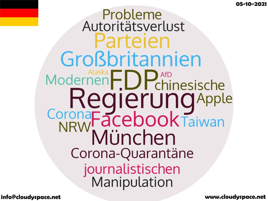 Germany News Day 05 October 2021