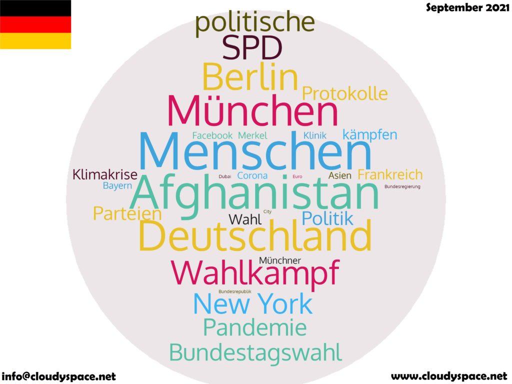 Germany News September 2021